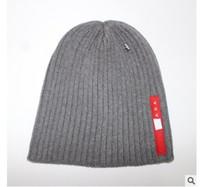 Cappelli moda-inverno Donna calda Cappello Designer Cappelli Cute Girls Beanie Outdoors Cap Cappello Marca Pieghe Cappelli casual