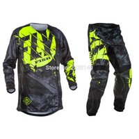 Fish Kinetic Outlaw Jersey Pant Combo Set MX Riding Gear MX / ATV / BMX 2018