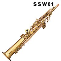 New Japan YANAGISAWA SSW01 Bb flat Soprano saxophone High Qu...