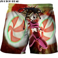 2019 Hot Wheel Anime 3D Impreso Summer Beach Shorts Men Casual Board Shorts Plage traje de baño de secado rápido DropShip