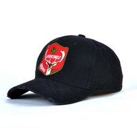베스트셀러 디자이너 모자 D2 야구 모자 DSQICOND2 캡 자수 럭셔리 남성의 모자 스냅 백 캡 조정 골프 캡 D89