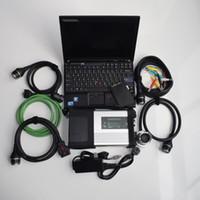 diagnóstico de estrela compacto 5 para mb sd c5 com super velocidade ssd com laptop x201t i7 4g pronto para uso
