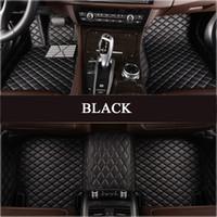 LUNDA PU кожаный кожаный ковер для BMW GT F10 F10 F15 F16 F20 F25 F30 F34 E60 E70 E90 1 3 4 5 67 серии XDrive автомобильные коврики