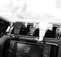 Newest Car Phone Holder For Phone In Car Air Vent Mount Stan...