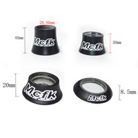 "McFK Road Bicycle Headset Spacer 8,5 mm 15 mm 20 mm 30 mm 40 mm 1-1 / 8 ""Auriculares cónicos cónicos de carbono cónico MTB Bike Stem Spacer Pap brillante o mate"