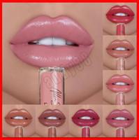 2019 Maquillage Allen Shaw 12 couleurs Lip Lust Crème Lipgloss nue Sexy Femmes liquide Rouge à lèvres