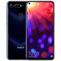 """الأصلي هواوي Honor V20 عرض 20 8GB RAM 128GB / 256GB ROM 4G LTE الهاتف المحمول Kirin980 Octa Core Android 6.4 """"Full Screen 48MP TOF CellPhone"""