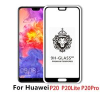 Tempered Glass for huawei p20 pro on Screen Protector Phone ...