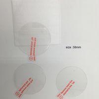 kw99 kw88 alta qualità zeblaze 4 pro occhiali smart phone orologio da polso temperato protezione dello schermo pellicola 38 millimetri dimensioni 1.39inch occhiali rotondi