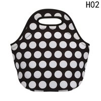 Fashion Insulated Portable Lunch Bag Women Kids Baby Casual ...