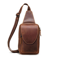 BOLEKE Brand Men Chest Bags Shoulder Messenger Bag Casual Re...
