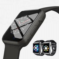 A1 smart watch bluetooth smartwatch para ios iphone samsung android telefone relógio inteligente relógios de esportes de smartphones