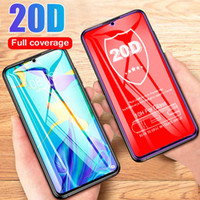 20D Protective Glass On The For Huawei P20 Lite P30 Pro Mate...