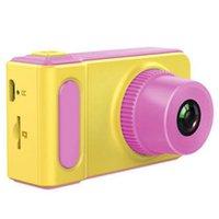 2021 çocuk dijital mini kamera 800 Milyon piksel küçük SLR spor kafa oyuncak hediyeler