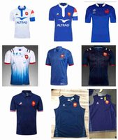 New 18 19 20 Francees Super Rugby Jerseys 2018 2019 Francees Rugby Shirts Maillot de Foot French BOLN Rugby shirt size S-3XL