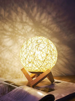 Creative night light ins fun table lamp bedroom bedside lamp...