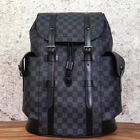 948c4f1fdcb6 Wholesale louis bag online - B10LOUIS VUITTON old flower CHRISTOPHER  backpack michael shoulder LOUIS A bag