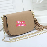 Hohe Qualität Neue Mode Berühmte Designer Umhängetasche Pu-leder Soho Bag Disco Cross body Reine Farbe Flap Bag Frauen Handtasche Geldbörse