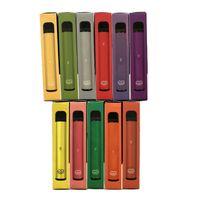 Puff bar plus dispositif jetable 450mAh Batterie 3.2ml POD 80 Couleurs Récupérée Bang XXL Max double barre d'air Lux