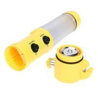 150pcs / lot 4 em 1 multi funcional Auto Martelo de Emergência LED Lanterna para Auto-usado, martelo safty