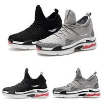 2020 shop01 드롭 신발 디자이너 트레이너를 실행 부드러운 흰색 검은 색 빨간색 레이스 쿠션 젊은 남성 소년 TYPE6 뜨거운 운동화를 출시 스포츠 스니커즈