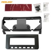 FEELELO CAR AUDIO Radio Tash Fashia Frame для Misubishi L200 Triton Pajero Sport II Challenger Stereo Frame Rapide Trim набор # 5079