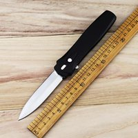 Newer TF PROTECH Dark Angel Automatic Knife 3201 D2 Blade Do...