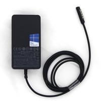 48W 12V 3.6A AC adaptador de carregamento superfície adaptador RT Pro 1 PRO 2 Carregador carregador portátil 1536