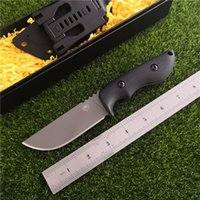 Straight knife new FBIQQ- Eagle survival tactical straight kn...