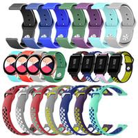 22-мм универсальный ремешок для часов для Samsung Gear S3 для Amazfit Pace SmartWatch / Amazfit Stratos Сменный ремешок для LG Watch / Ticwatch Pro Watch