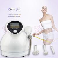 المحمولة 3 IN 1 الفوتون آلة العلاج الترددات اللاسلكية فراغ RV-3S للعيون والوجه وعلاج الجسم فراغ الفوتون العناية بالوجه مكافحة الشيخوخة