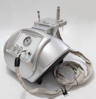 Machine de microdermabrasion de cristaux de diamant portable avec cristaux de poudre pour peau de peau Derma Derma Derma Dermabrasion RéjUnvention