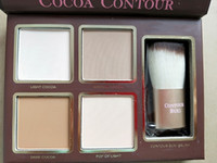 cocoa contour chiseled to perefection face contouring and hi...