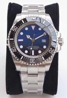 Men' s sapphire stainless steel with sliding lock automa...