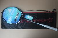 TK8000 Badminton Raketleri High-end Nano Karbon Fuarı K9000 Badminton Raket