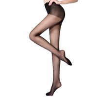 60fa73b3c36 New Arrival. Sexy T Crotch Pantyhose Women Breathable High Elastic Nylon  Tights Black ...