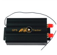 TK103B Vehicle GPS Tracker cars Remote Control Portoguese Platform Quad Band SD card GPS103 GPS GSM Tracker