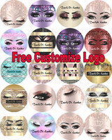 21 Styles selecionável 3D Faux Mink cílios OEM / custom / Logo privada Aceitável Protein 3D Silk Lashes 100% livre de crueldade Eye Lashes