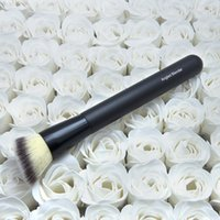 Angled Blender Flat Top Foundation Brush EVE Pearl Makeup Co...