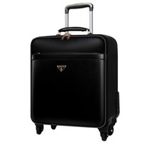 Horizon Célèbre Designer Bagages en aluminium Alliage Alliage Rolling Lugthicker Travel Suitcase Protgage SuitCase Sac de forte force