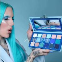 Neueste J Stern x Shane Dawson Conspiracy Lidschatten-Palette 18 Farbe Shimmer Matte hohe Qualität
