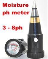 Testeur d'humidité multifonctionnel avec affichage du pointeur FTShipping VT-05 Humidité pH-mètre 3 - 8ph pour le sol s'applique aux terres arables 18% de réduction