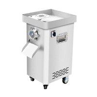 2200W Elektrofleischwölfe Edelstahl Leistungsstarke Elektro Grinder Wurstfüllhorn Fleischwolf Slicer für Küchengeräte