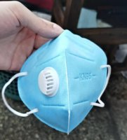 In stock Mask Reusable Masks With Filtration Breathable Valv...
