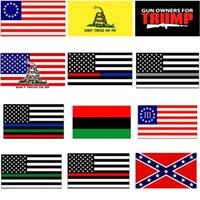 Festive 90 * 150cm Trump 2020 Flags Keep America großer Präsident Trump Flaggen US 6077 Wahl Flagge Biden Kampagne Flagge Banner Flags