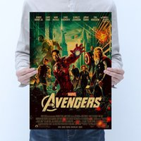 Avengers Poster Marvel Movie Poster Superhero Wall Picture S...