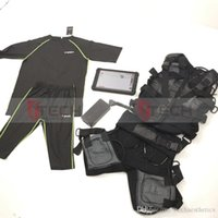 New Xbody Ems Fitness Machines Xbody Fitness Equipment Training Suits Xbodi Suit For Vibration Machine Nerve Muscle Stimulator