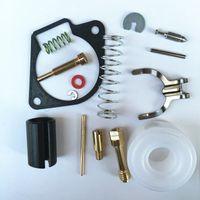 ремонт карбюраторов комплектов для Zenoah G4K G45 G45L BC4310 MD431 триммера кустореза карбюратора перестроения набора
