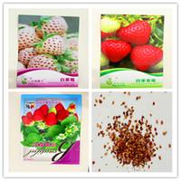 1 팩 원래 패키지 딸기 씨앗 플로레스 유기농 베리 과일 Plantas 야채 가정 정원을위한 비 Gmo 분재 냄비
