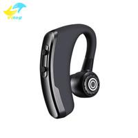 Vitog P11 Business-Headset PK V9 einziges Ohr drahtlose Bluetooth-Ohrhörer Kopfhörer-Steuerung Noise Cancelling Ohrbügel-Kopfhörer für Fahr